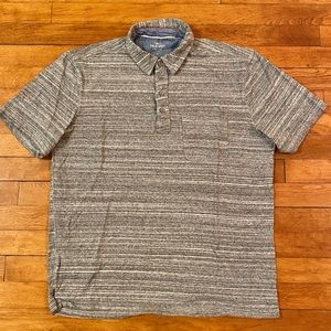 True Grit Collared Polo Short Sleeve Tee Size L